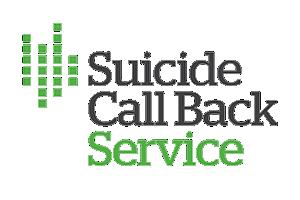 suicide call back service logo